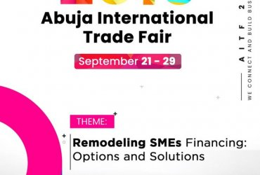 Abuja International Trade Fair 2019 September 21-29