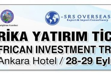 Turkey Africa Investment  and Trade Summit